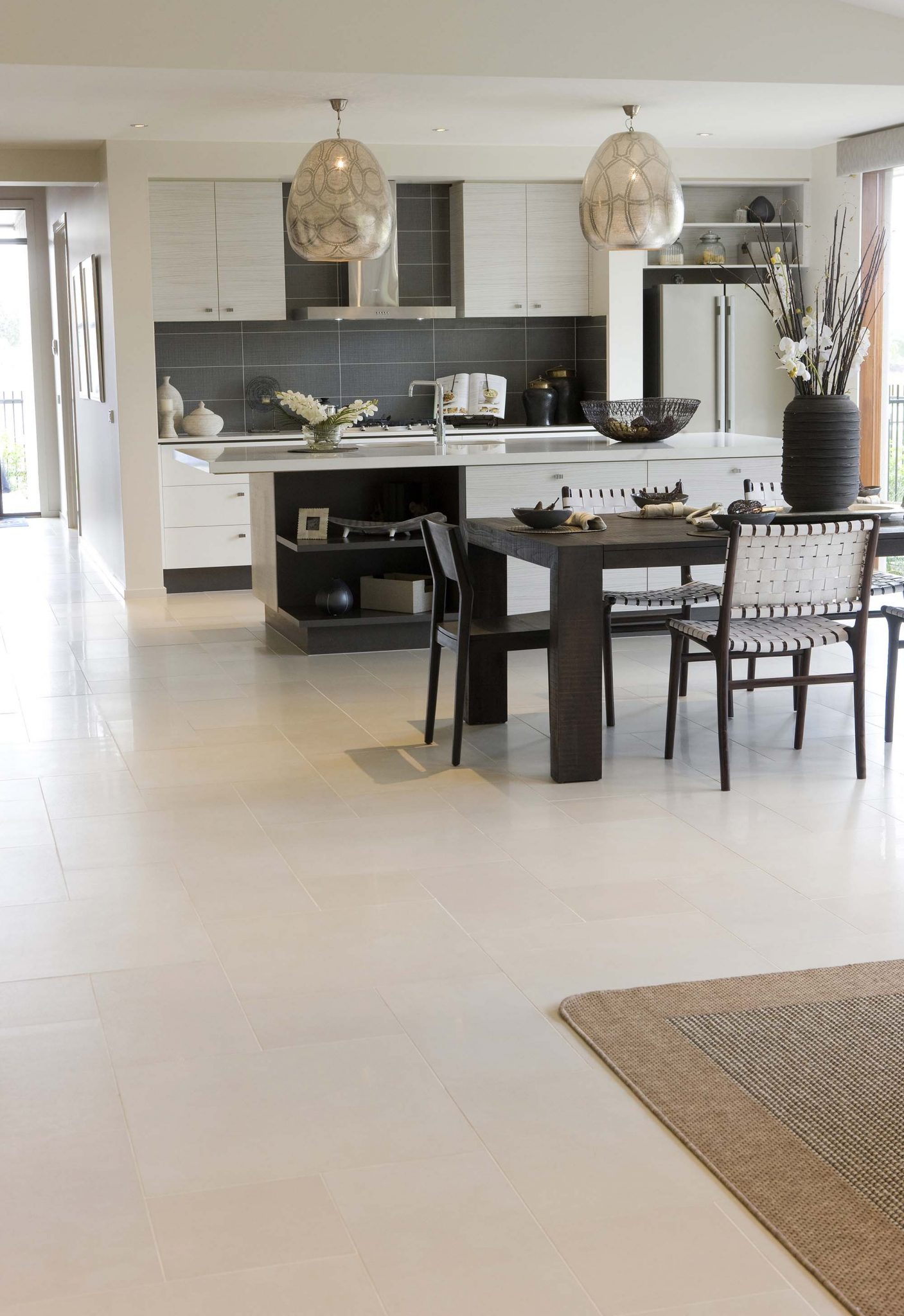 Living lifes tiles floor super white polished 600x600 floor exile biscuit feature alaska charcoal dailygadgetfo Gallery